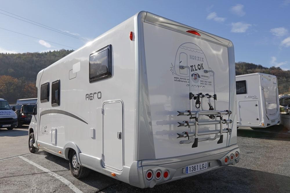 Noraia Alok es un servicio de alquiler de caravanas en Orio