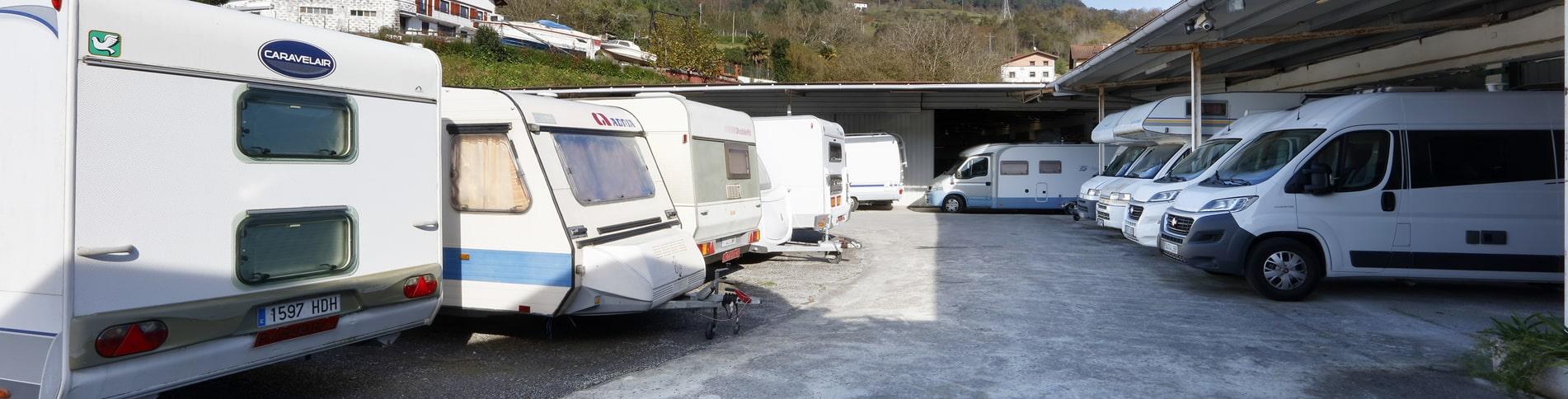 Servicio de alquiler de caravanas y autocaravanas en Orio