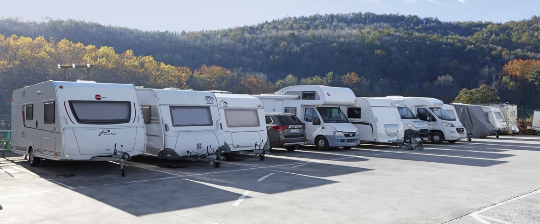 Taller de mantenimiento y reparación de caravanas y autocaravanas en Orio